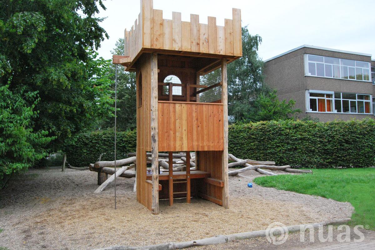 nuas Spielturm - Spielhäuser