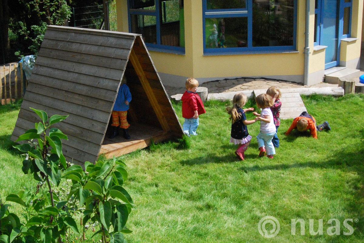 nuas Nurdachhaus - Spielhäuser