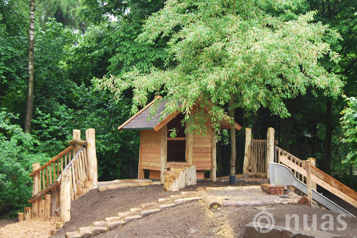 nuas Gipfelhaus - Spielhäuser