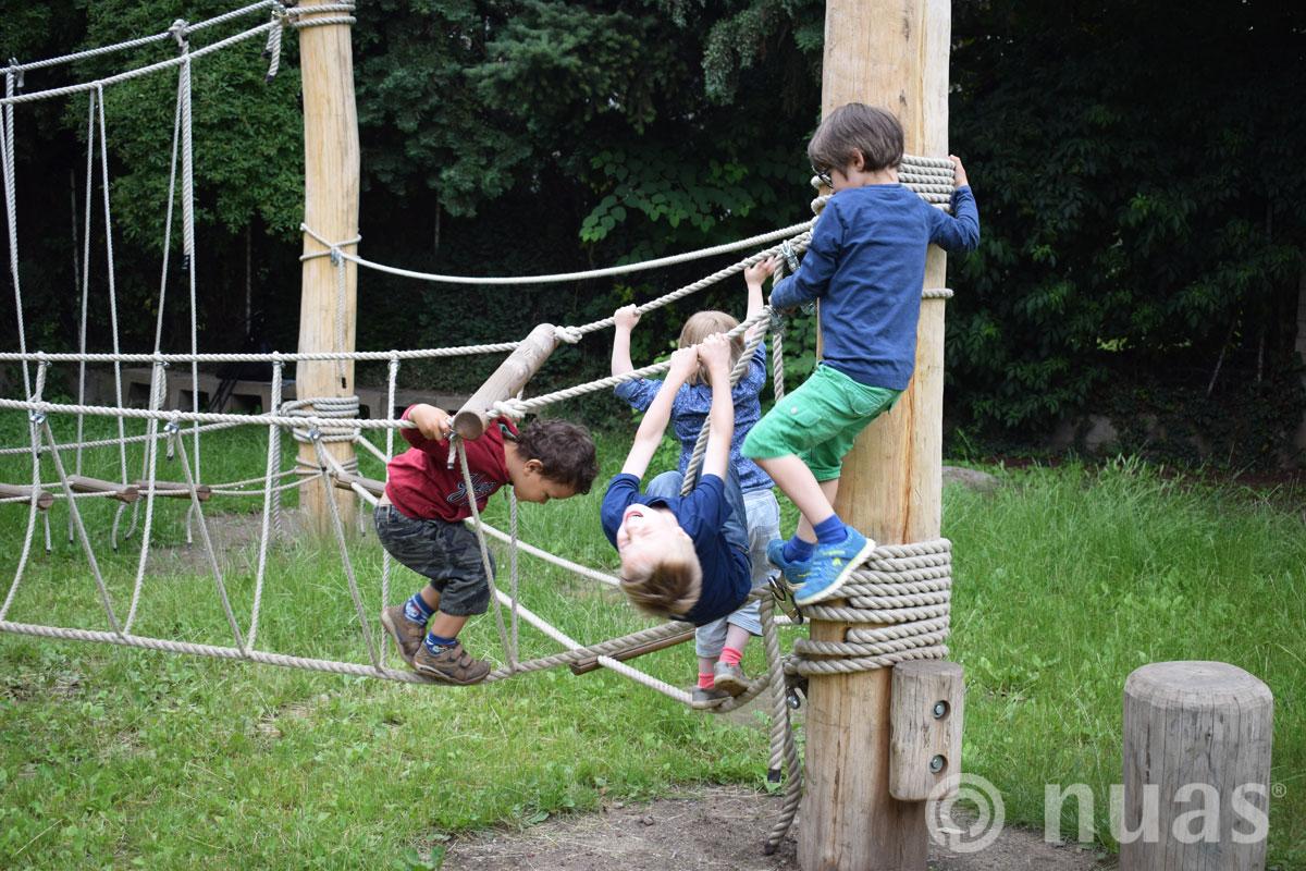 nuas Seillandschaft: drunter drüber und abgehangen